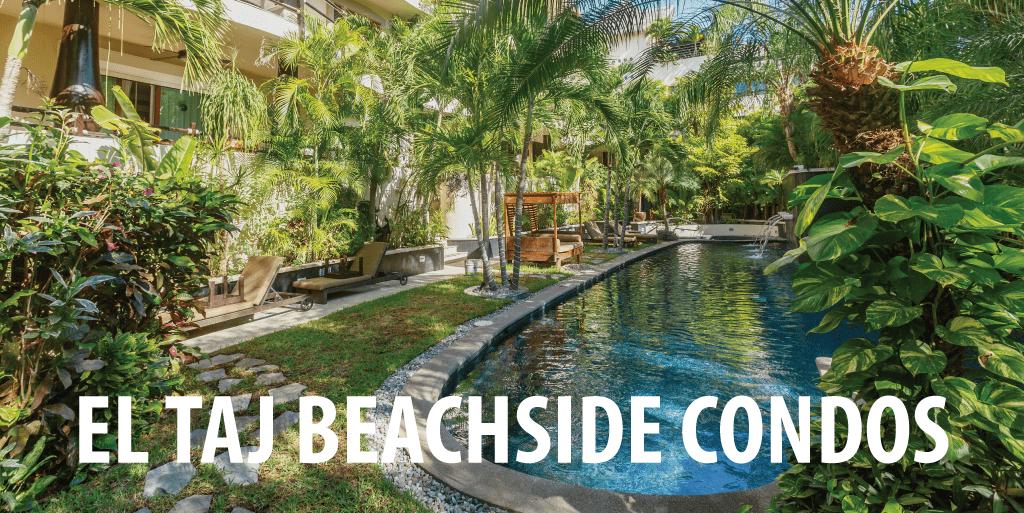 El Taj Oceanfront and Beachside Condo Hotel - Playa del Carmen